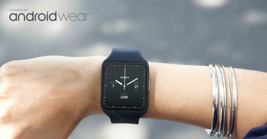 Sony SmartWatch 3 design style=