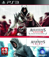 Assassin's Creed 1 + 2 Double
