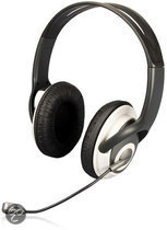 Logic3 Screenbeat Dialog Plus Headset Zwart PC