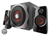 Trust Gxt 38 2.1 Subwoofer Speaker Set PC + PS3 + Xbox 360 + Wii