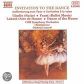 Invitation to the Dance / Lenard