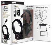 4Gamers Gaming Kit Zwart PS3