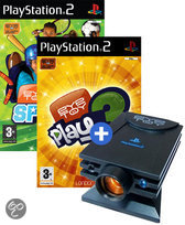 Eye Toy Superpack 2