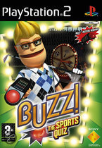 Buzz The Sports Quiz + Buzzers