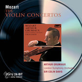 Philips 50 - Mozart: Violin Concertos nos 1-5 etc / Grumiaux