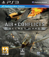 Air Conflicts: Secret Wars Playstation Move