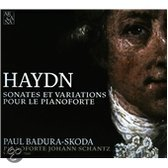 Piano Sonatas & Variation