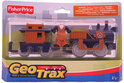 Geotrax Locomotief Cranks & Mr.Cross