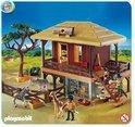 Playmobil Safari Verzorgingspost