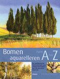Bomen aquarelleren