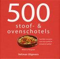 500 stoof & ovenschotels