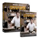 Lekker en gezond koken met Mathijs Comb-Pack kookboek+KookDVD en receptenboek