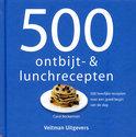 500 Ontbijt En Lunchrecepten