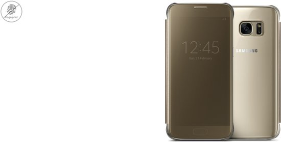 Samsung Clear View Cover voor Samsung Galaxy S7 3