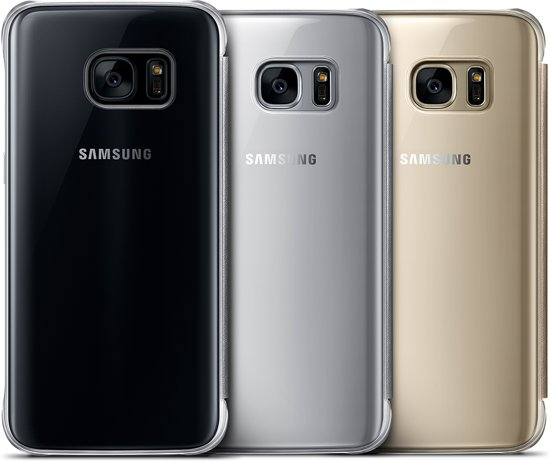 Samsung Clear View Cover voor Samsung Galaxy S7 1