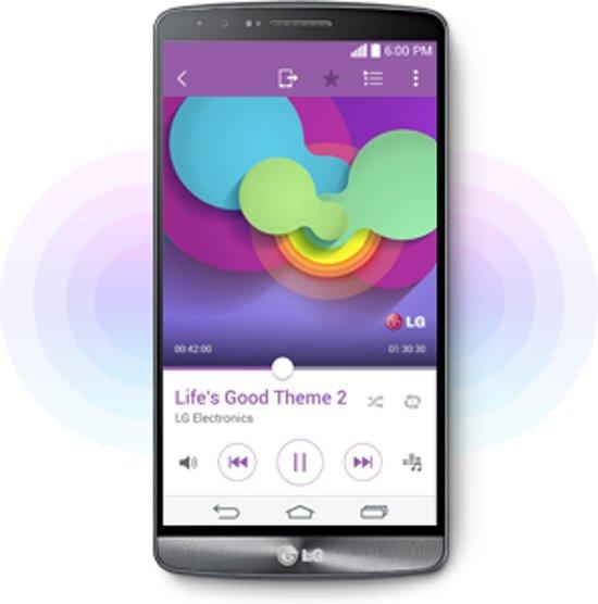 LG G3 luidspreker