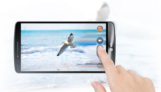 LG G3 scherpe fotos