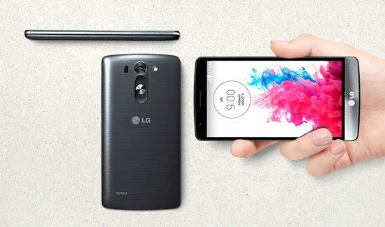 LG G3 s design