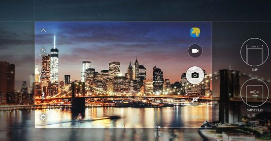 Samsung J1 sfeerbeeld