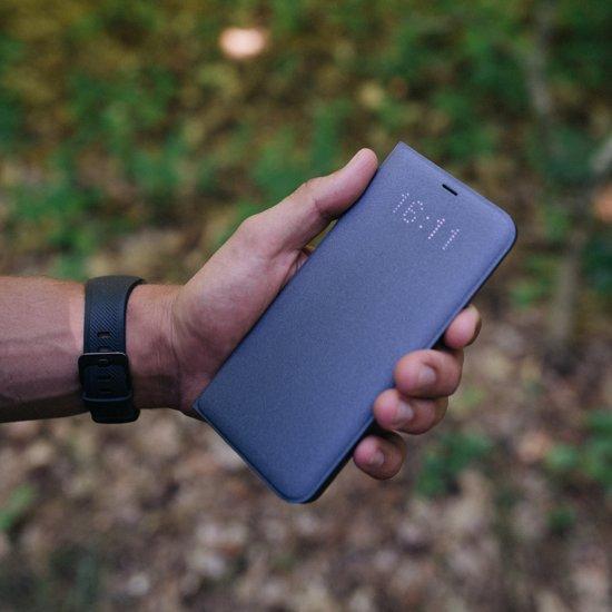 Samsung S8 hoesje sfeerbeeld