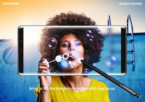 Samsung J3 sfeerbeeld