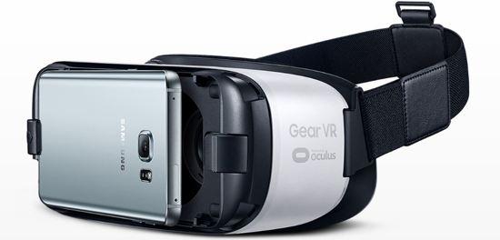 Samsung GearVR sfeerbeeld