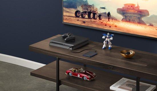 Seagate Game-drive PS4