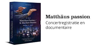 Matthäus Passion (2CD +3DVD)