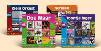 Golden Years of the Dutch Pop Music