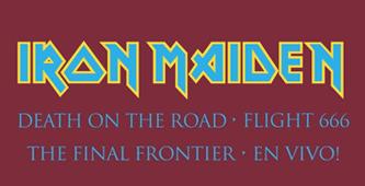 Iron Maiden Reissues