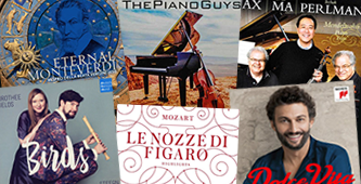 Sony Classical albums