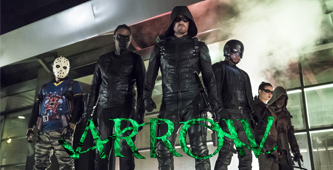 Arrow - Seizoen 5