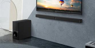 Vervang je TV-geluid voor kwaliteit