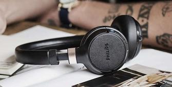 Philips draadloze koptelefoons