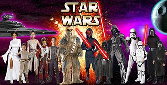 Star Wars verkleedkleding