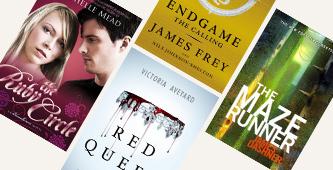 Fantasy boeken voor Young Adults