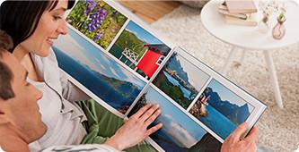 Maak je eigen fotoboek