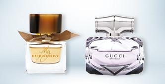 De nieuwste parfums op een rij