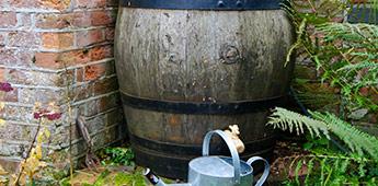 Waterbesparende tips