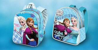 .. of neem Frozen mee naar school