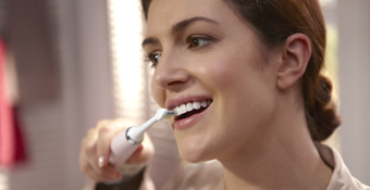 Zorg voor wittere tanden