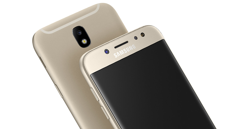 Samsung J serie sfeerbeeld