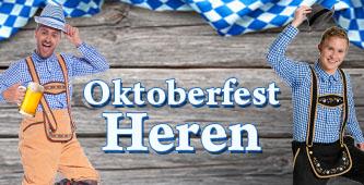 Oktoberfest verkleedkleding