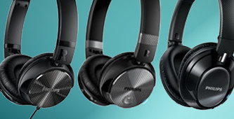 Philips Noise Cancelling koptelefoons