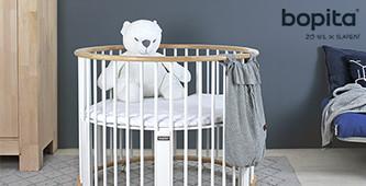 Nieuw: Bopita baby boxen