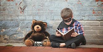Bekroonde kinderboeken