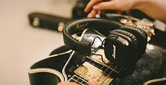 Passie voor muziek