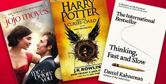 Top 100 Engelstalige boeken