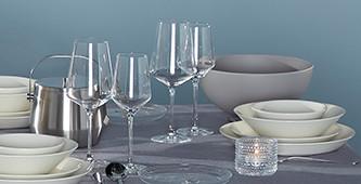 Een wijnglas
