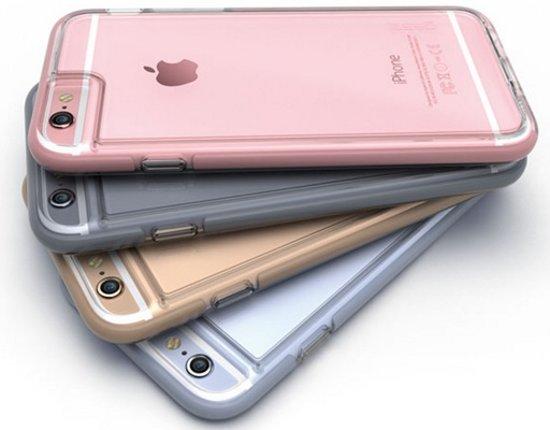 GEAR4 Black Apple cases